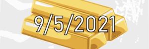 XAUUSD - 9-5-2021